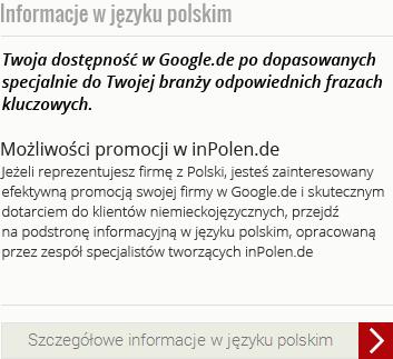 Informationen PL